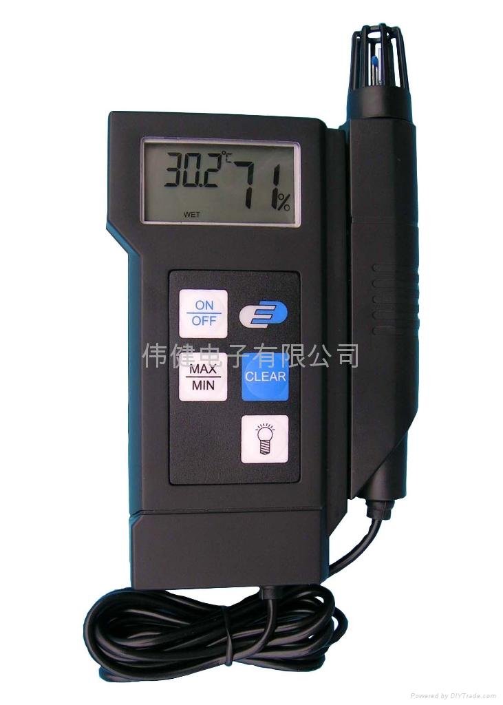 TH02 digital IN / OUT thermometer and hygrometer (China ...