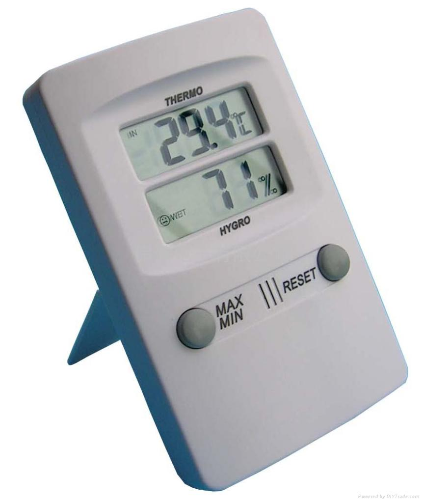 TH08 digital IN/OUT thermometer hygrometer 3