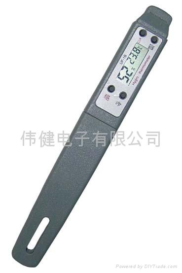 TH08 digital IN/OUT thermometer hygrometer 5