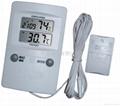 THC-01 digital Hygro-thermometer clock  2