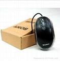 索尼光电鼠标 3