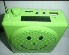 老人娱乐型扩音机