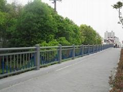 玻璃鋼道路、橋梁欄杆