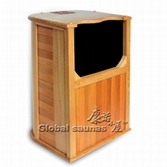 infrared foot sauna