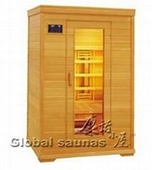 fitness sauna