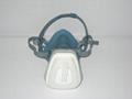 breathing respirator dust mask