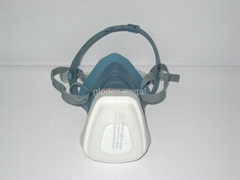 breathing respirator dust mask