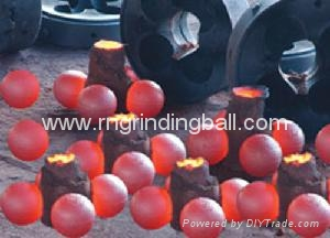 High Chrome Ball 1