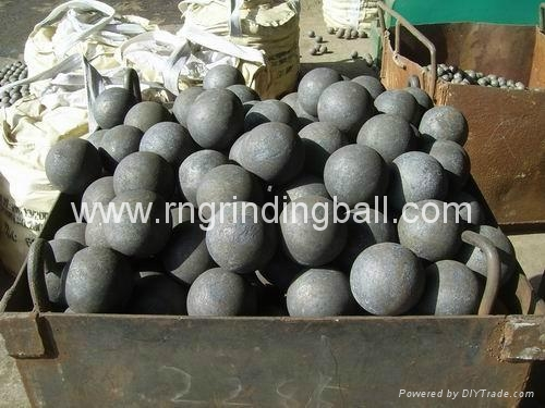 Forged Grinding Ball for Mine 1