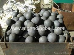 矿山用锻造磨球