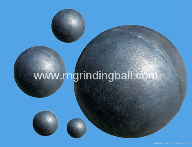 Low Chrome Ball for Ball Mill 1