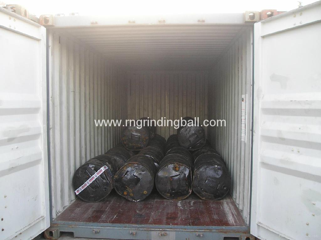 Steel Grinding Media Ball 2