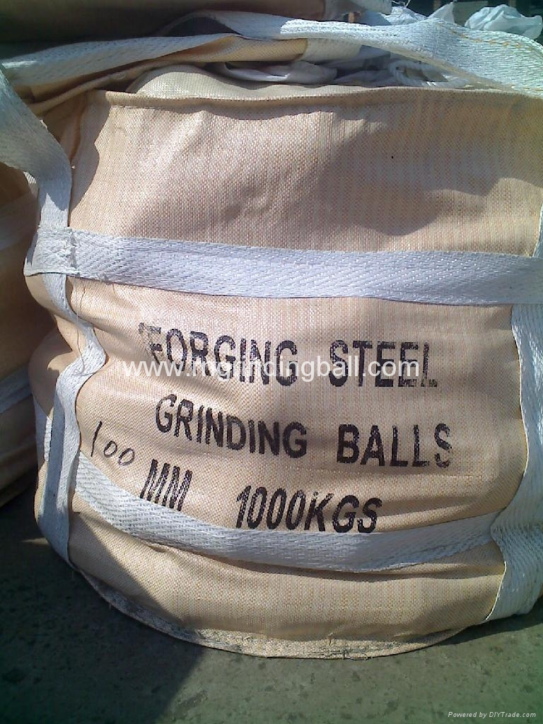 Grinding Ball (Forged Ball & Casting Ball) 5