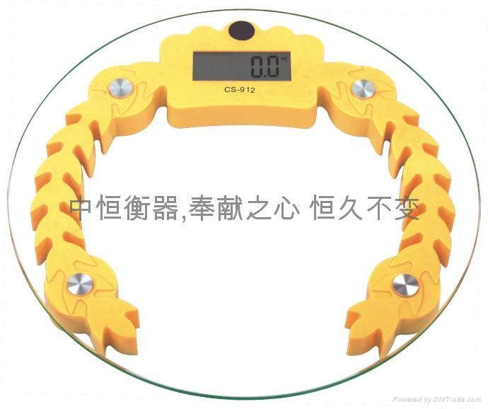 人体健康秤(体重称)