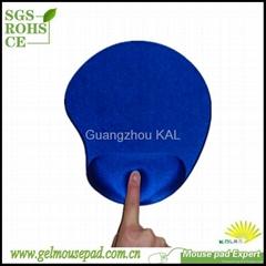 wrist rest gel mouse pad