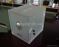 Acrylic Donation Box Or Ballot Box With Lock Xf12 Oem