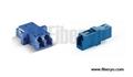 Fiber Optic LC Adapter