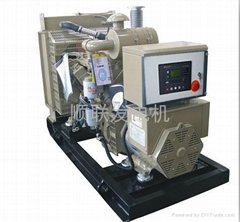 4BTA3.9-G2康明斯柴油发电机组