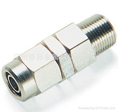 銅管件-接頭 2