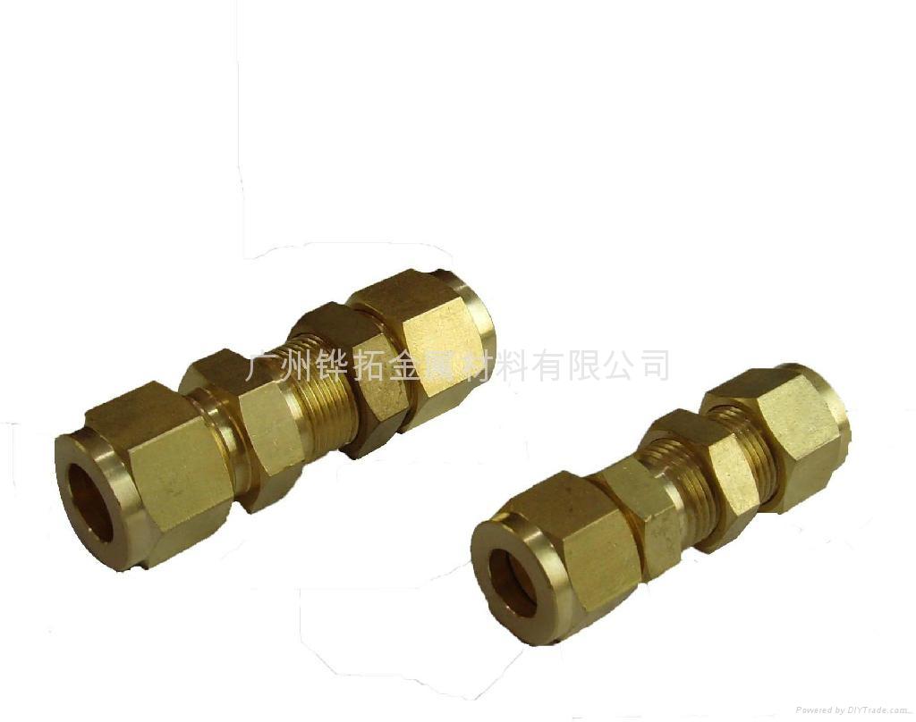 銅管件-接頭 3