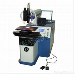 三維自動激光焊機
