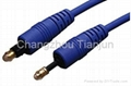 TJ1021 toslink to mini plug optical