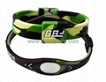 power balance silicone wristband/