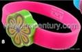 customized silicone bracelet