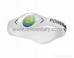 white power balance silicone bracelets