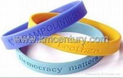 silicone bracelets cheap
