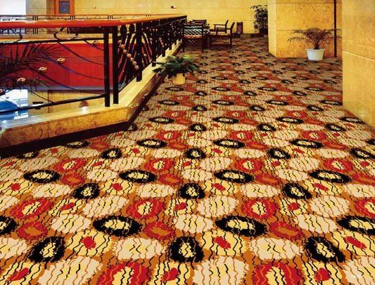 星级酒店阿克明斯特地毯 1