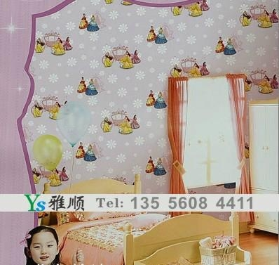 儿童环保墙纸 1