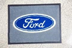 企业LOGO形象地毯