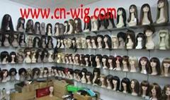 China wig factory, hair wigs