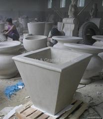Sandstone Planter