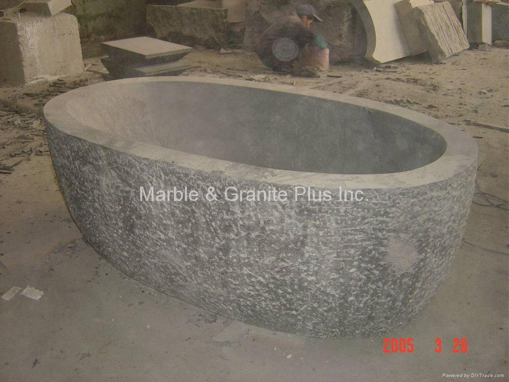 Stone Bathtub Manufacturers Mail: Granite Bathtub (China Manufacturer)
