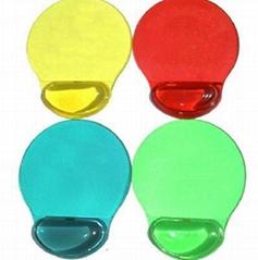 Manufacture sillicone rubber colorful mouse pad