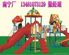 南寧幼儿園滑梯價格