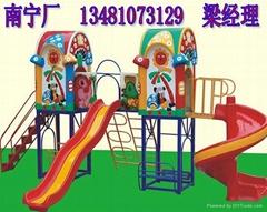 钦州幼儿园滑梯批发