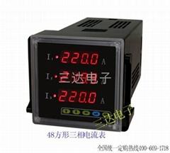 PA194I-9X4 三相電流表