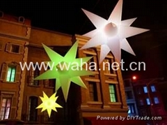 inflatable decoration  with lighting