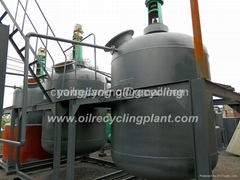 YJ-TY -10 Used Lubricating Oil Refining Equipmnet