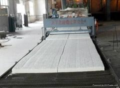 aluminum silicate needling fiber blanket