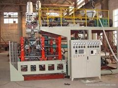 2000L blow moulding machine