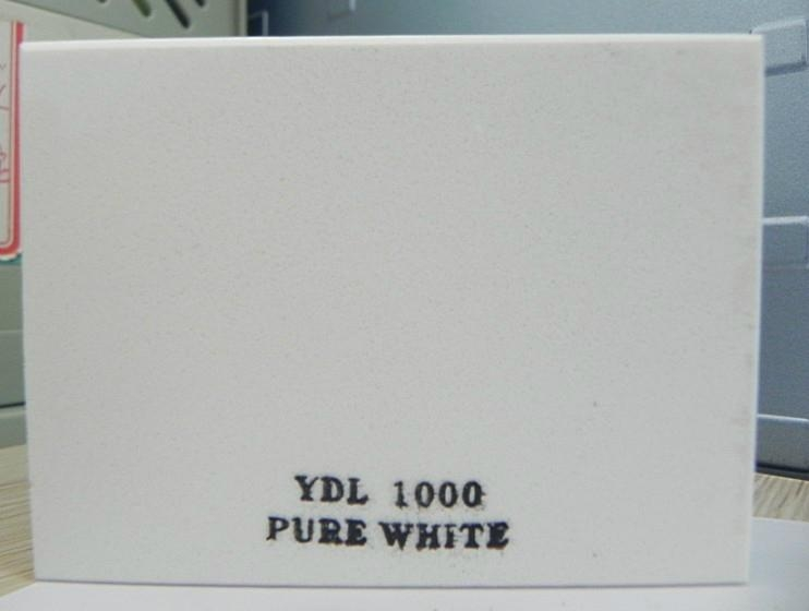 Quartz Stone Slab Pure White 1