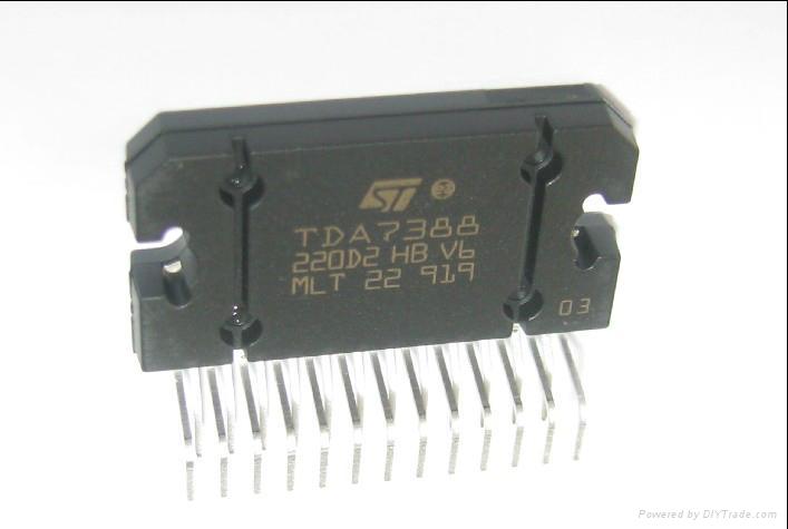 AmplifierTDA7388 1