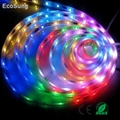 5050 Flexible Strip RGB color non-waterproof 60led