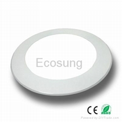 round  led panel light, ceiling light