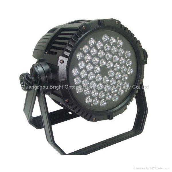 54 pcs outdoor LED par  1