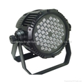 54 pcs outdoor LED par
